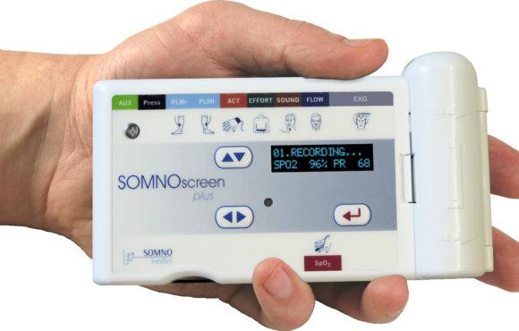 SOMNOscreen plus EEG 32